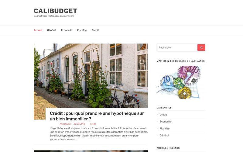 Calibudget : connaître les règles pour mieux investir