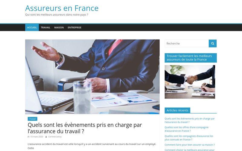 Assureurs en France - Qui sont les meilleurs assureurs dans notre pays ?